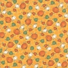 Moda Happy Fall Tossed Pumpkins Sunflower