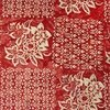 Northcott Banyan Batiks Baralla Ruby Red