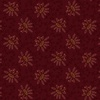 Henry Glass Fabrics Scrap Happy Lacey Design Red