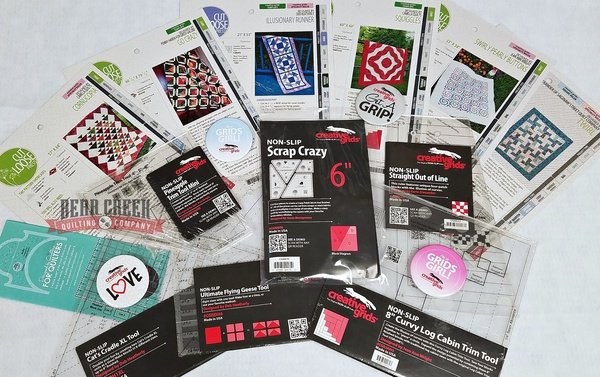 Creative Grids Ruler Bundle Give-Away