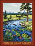 Sister's Oregon 2013 Outdoor Quilt Show