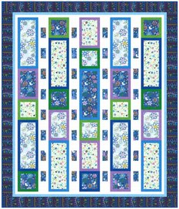 Abalone Cove Free Quilt Pattern by Maywood Studio at Bear Creek Quilting Company