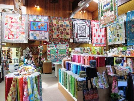 Quilt Works in Bend Oregon