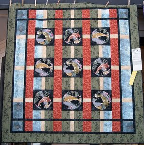 38th Annual Sisters Oregon 2013 Outdoor Quilt Show