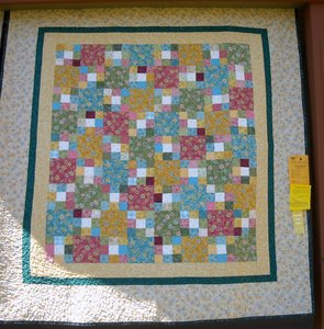 Spring Fling Quilt by Bear Creek Quilting Company