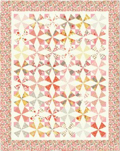 Twenty Three Quilt Pattern