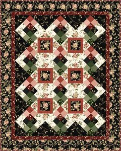 Woodland Floral Quilt Pattern