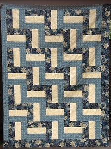 Comfort quilt by Bear Creek Quilting Company for NW Quilters