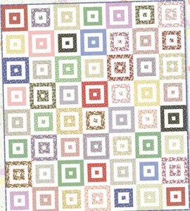 30s Playtime Quilt Pattern by Moda