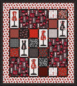 And Sew On Quilt Pattern by Henry Glass Fabrics