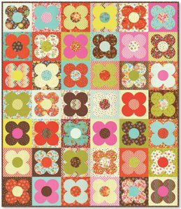 Wrens and Friends Quilt Pattern by Moda