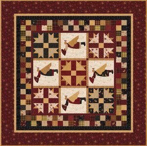 Angels Among Us Quilt Pattern by Henry Glass