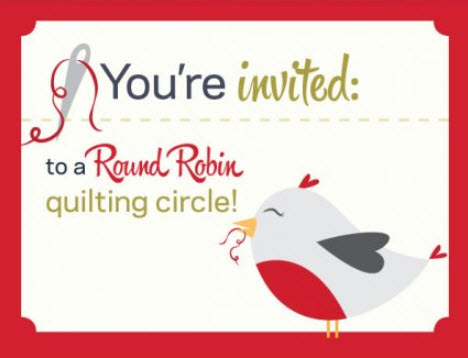 Round Robin Quilting Circle at Bear Creek Quilting Company