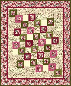 Bouquet Memories by Hoffman Fabrics