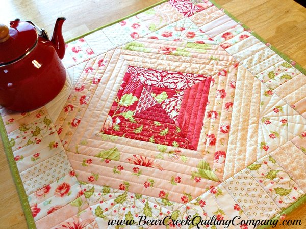 Honeysweet Table Topper