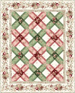 Tomorrow's Promise Rose Lattice by Maywood Studio