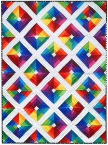 Kite Flight Quilt by Robert Kaufman Fabrics