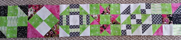 Round Robin Quilting Circle