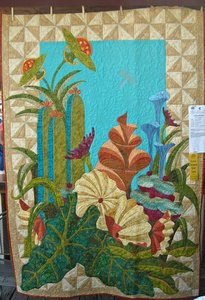 Sisters Oregon 2014 Outdoor Quilt Show