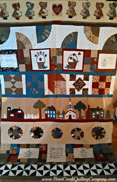 Round Robin Quilting Circle 2014