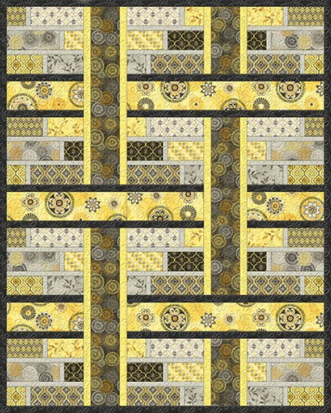 Free downloadable quilt patterns feliclity free quilt pattern by wilmington prints maxwellsz