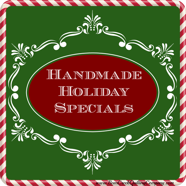 Handmade Holiday Specials