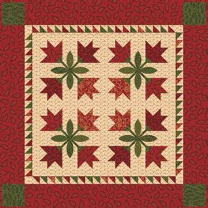 Idaho Lily Quilt Pattern by Henry Glass Fabrics