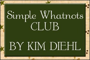 Simple Whatnots Club by Kim Diehl for Henry Glass & Co.