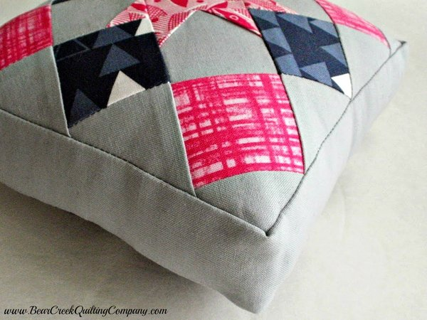 Granny Star Pincushion Tutorial