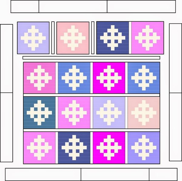 Nordic Playlist Free Quilt Pattern