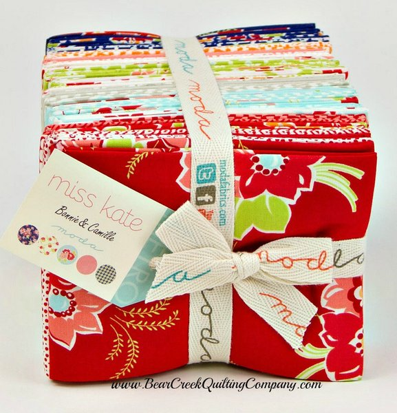 Miss Kate Fat Quarter Bundle by Moda
