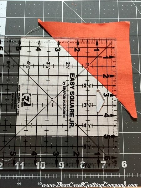 Wonky Star Retirement Quilt Tutorial