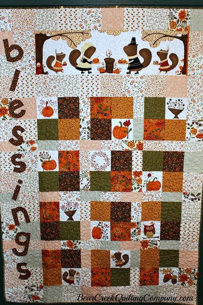 Blessings Quilt Tutorial