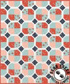 Happy Thoughts - Diamonds Free Quilt Pattern by Camelot Fabrics