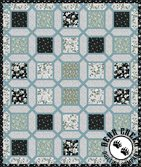 Blossom Vine Free Quilt Pattern by Blank Quilting